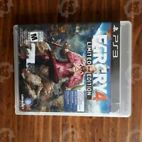 Farcry Far cry 4 ( Playstation 3 PS3  ) TESTED