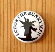 ECHO & THE BUNNYMEN - BUTTON PIN BADGE (25mm)