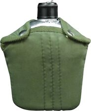 Aluminum Canteen & Olive Drab Cover