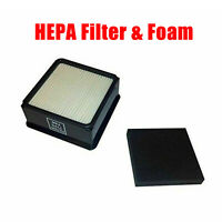 HEPA Filter Foam For Dirt Devil F66 UD70100 Featherlite , UD70110 Vigor Tubro MV