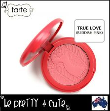 TARTE Amazonian Clay 12-Hour Powder Blush - TRUE LOVE (Reddish Pink) AUSTRALIA