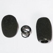 Snap-Fit Foam Windscreens for Shure MX412 MX418 WB98 BETA98 WB98 Instrument Mic