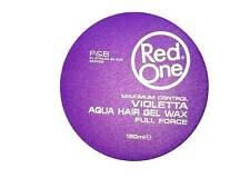 RedOne Violetta Aqua Wax Full Force Gel-Wax 6 x 150ml