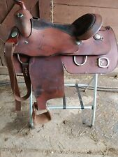 "16"" Trainer Saddle"