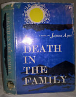 "1957 ""A Death in the Family"" James Agee 1st Edition 1st Printing 2nd Issue in DJ"