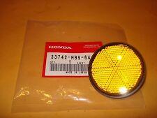Honda PA50 CB125 CB650 CB750 CB750F CB750C CB900 CB900C CBX CB1000 reflector OEM