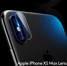 1x Apple iPhone XS Max Mobile Phone Camera Lens Protector Glass Screen