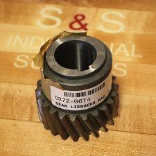 Tandler Zahnrad Spur 0372-G6T4 Helix Gear - NEW