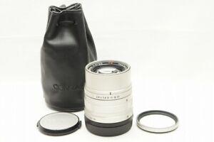 """MINT"" CONTAX Carl Zeiss Sonnar T 90mm F2.8 AF Lens for G1 G2 G Mount #211014d"