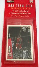1996-97 Collector's Choice Chicago Bulls Team Set / Michael Jordan/Pippen/Rodman