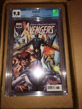 Avengers (Volume 7) #19 CGC 9.8 Battle Lines virgin Variant Blade free shipping
