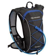 Highlander Mens Kestrel 6 10l Storage 2l Bladder Hydration Backpack