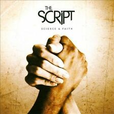 SCIENCE & FAITH CD BY THE SCRIPT BRAND NEW SEALED