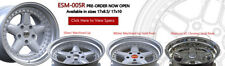 DEEP DISH WIDE ALLOY WHEELS SPLIT RIMS AC STYLE CLASSIC 2 3 PIECE EURO GERMAN