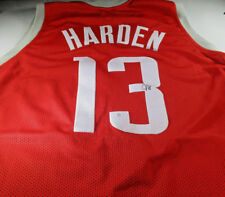 2a1707cb5 JAMES HARDEN   2018 NBA MVP   AUTOGRAPHED HOUSTON ROCKETS CUSTOM JERSEY    COA