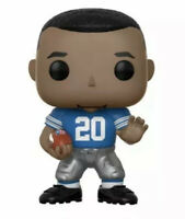 Funko POP! Vinyl Figure NFL Lions BARRY SANDERS #81 With Protector