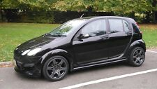 Smart Forfour Brabus Enthusiasts Example