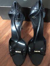 GUCCI black heels Tom Ford era size 40eu,7uk used once