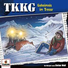 TKKG - Folge 208: Geheimnis im Tresor