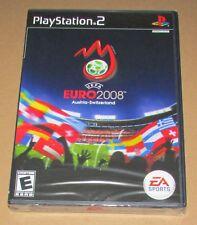 UEFA Euro 2008 Soccer (Sony PlayStation 2) Brand New / Fast Shipping