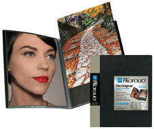 "Itoya Art Portfolio 11 x 17"" Storage Display Book Album Black Ia-12-12"