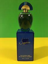 Avon Rare Sapphires 1.7 Oz Eau De Parfum ~ Discontinued And Rare ~