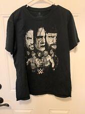 2015 WWE Wrestling T Shirt L John Cena Sting