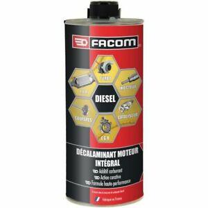 FACOM Décrassant Intégral Diesel Décalaminant Moteur 1L 6 en1 Contrôle technique