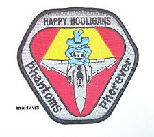 USAF Phantom `119 WING - HAPPY HOOLIGANS` Squadron Cloth Patch / Badge (P7)
