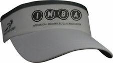 Headsweats IMBA Supervisor Sublimated Visor: Gray
