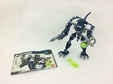 LEGO Bionicle Piraka VEZOK (8902) Complete With Instructions