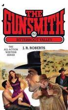 The Gunsmith #355: Bitterroot Valley (Gunsmith, The)-ExLibrary