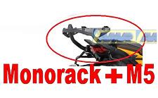 BRACKETS LUGGAGE RACK With Plate SUZUKI SV650 03-08 529FZ + M5
