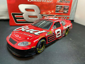Action Dale Earnhardt Jr Budweiser Talladega Raced Version Chevy NASCAR Diecast