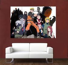 Naruto enorme Cartel Promo 4 a569