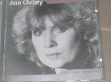 ANN CHRISTY - LIEFDE VOOR HET MOOIE (2000) beste van met zeldzame liedjes