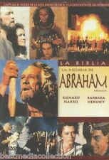 SEALED - La Historia De Abraham DVD NEW Historias De La La Biblia BRAND NEW