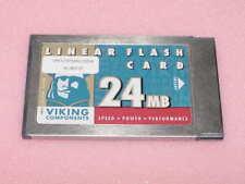 VIKING 24MB FLASH LINEAR MEMORY PCMCIA CARD CISCO