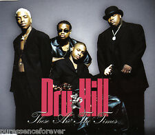 DRU HILL - These Are The Times (UK 3 Tk CD Single Pt 1)