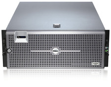 Dell PowerEdge R905 server, 80G, 2 x 146G SAS drives, 4 NICs