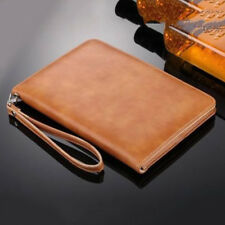 """For iPad 6th Gen 9.7"""" 2018 A1893 A1954 Soft Smart Leather Handle Case Cover+Film"""