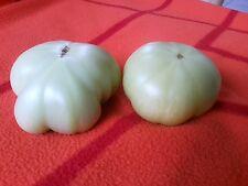 Weisse Tomate für eine bunte Salatschüssel !!!!