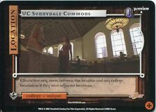Buffy TVS CCG Limited Class Of 99 Common Preview 2 UC Sunnydale