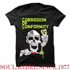 CORROSION OF CONFORMITY  PUNK ROCK ALTERNATIVE  MEN'S SIZES  T SHIRT