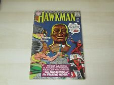 HAWKMAN #14 HIGHER GRADE DC SILVER AGE HAWKGIRL COVER AND STORY MOVIES SOON!