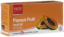 VLCC Papaya Fruit Facial Kit 60gm All Age Spots Reduces Wrinkle free shipping