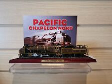 More details for atlas editions pacific chapelon nord in original box and brochure