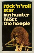 DIARY OF A ROCK 'N' ROLL STAR Ian Hunter Mott the Hoople Panther PBO 1974