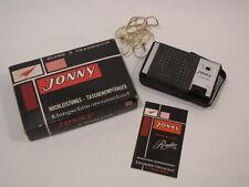 Altes Transistrorradio Johny Super 6 Transistor Hochleistungs Taschenempf. OVP