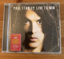 Paul Stanley - Live to Win (2006)